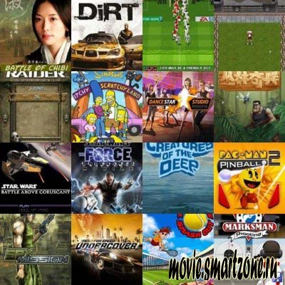 Mobile Games 240x320 Java (38 games)
