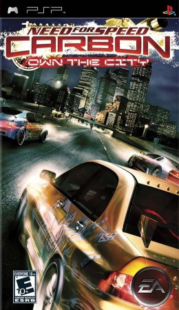Need for Speed Carbon: Own the City [RUS] (PSP)