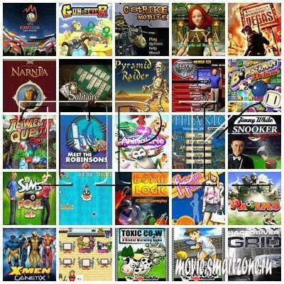 Mobile Java Games 240x320 Vol-9