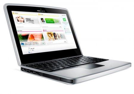 Nokia Booklet 3G - первый нетбук от лидера смартфоностроения