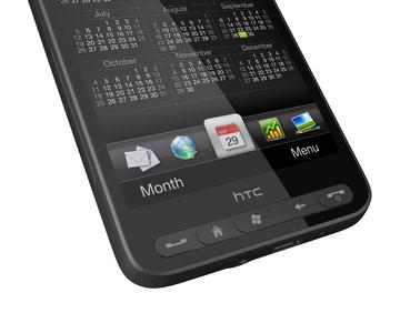 HTC HD2 - монстр с экранов 4.3 дюйма и процессормо на 1Ггц