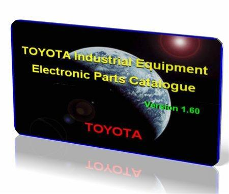 Toyota Industrial Equipment EPC v.1.60 (10.2009/Multi)