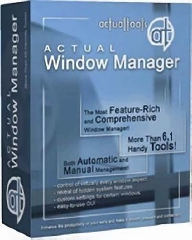 Actual Window Manager v6.4
