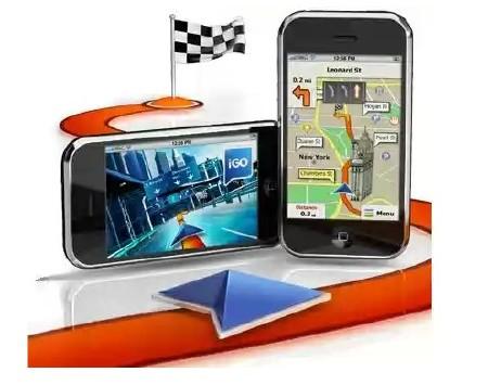 iGo My Way Карта Европы Для iPhone 2010