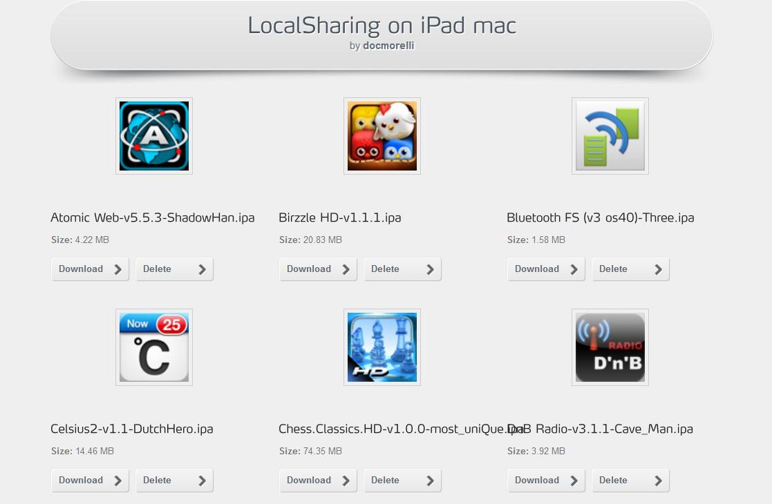 Напоминаю, что для работы с данным приложением необходимо иметь взломанный apple