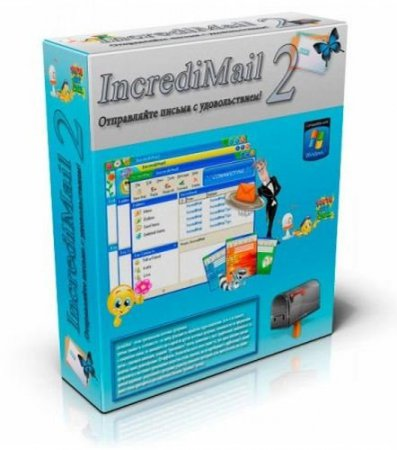 Incredimail 2 Plus v 6.29 Build 5055 Final