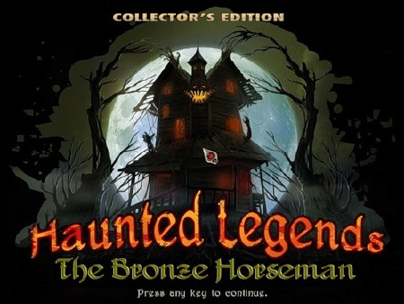 Haunted Legends: The Bronze Horseman Collector's Edition (2011/ENG)
