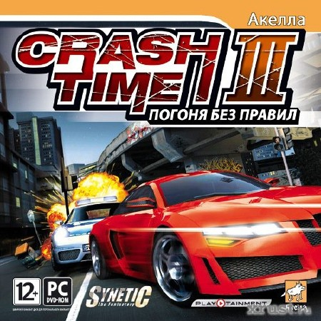 Crash Time 3 Alarm fur Cobra 11: Highway Nights (2009/ENG/RePack)