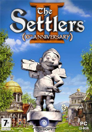 The Settlers 2: Awakening of Cultures / Поселенцы 2: Зарождение цивилизаций (2010/RUS/RUS/RePack)
