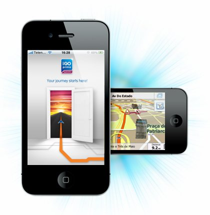 iGO primo app 2.3 Весь Мир (07.01.12) RUS UKR ENG