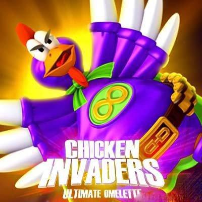 Chicken Invaders 4: Ultimate Omelette / Вторжение кур 4: Полный омлет 4.12 (2012/Multi)