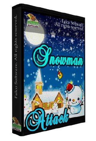 Snowman Attack / Атака Снеговика v1.0 (2012/ENG/ENG)