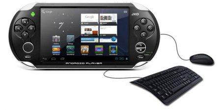 Игровая приставка JXD S5110 - аналог Sony PSP на Android