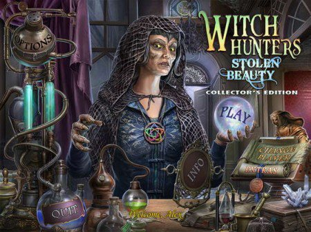 Witch Hunters: Stolen Beauty Collectors Edition (2012/ENG/ENG)