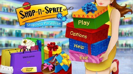 Shop-N-Spree 3. Shopping Paradise (2012/ENG)