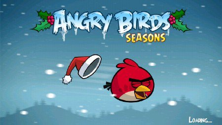 Angry Birds Seasons 2.5.0 (2011/ENG)