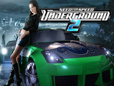 Need for Speed Underground 2 HD Textures by Dragozool (2004/RUS/ENG/RePack)