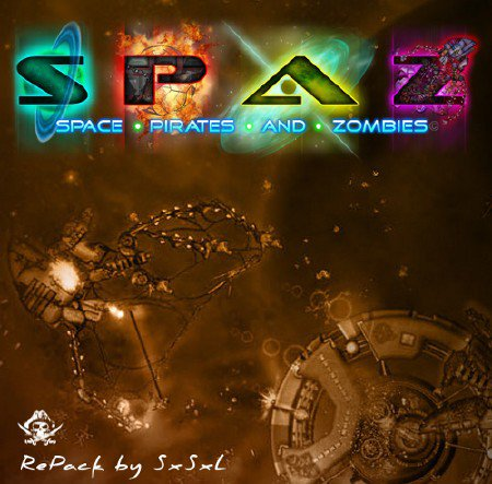 Space Pirates and Zombies (SPAZ) v1.605 (2011/ENG/ENG/RePack)