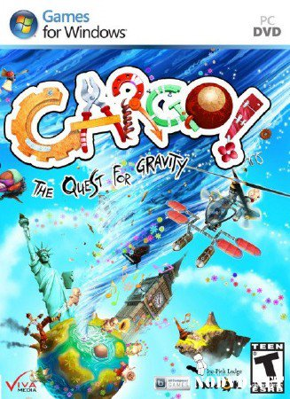 Cargo! The Quest For Gravity / Эврика! (2011/RUS/RUS)