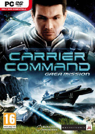 Carrier Command: Gaea Mission 1.2.0034 (2012/RUS/ENG/RePack)
