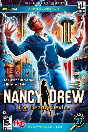 Nancy Drew: The Deadly Device (2012/ENG/ENG/Repack)