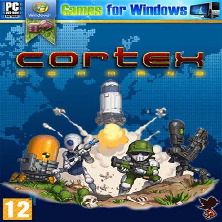 Cortex Command 1.0 (2012/ENG)