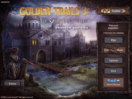 Golden Trails 3: The Guardian's Creed. Premium Edition PE (2012/ENG/ENG)