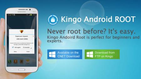 Kingo Android ROOT или как получить Root в один клик