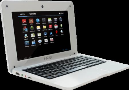 IRU W1001N - обновлённый нетбук на базе Android 4.2
