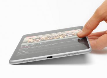 Nokia N1 - конкурент ли для iPad mini?