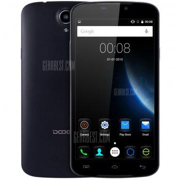 DOOGEE X6 3G Phablet - менее 70USD