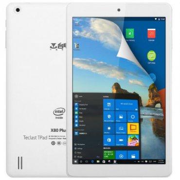 Планшет с двумя OC - Teclast X80 Plus Tablet PC Windows 10 + Android 5.1 всего за 80$