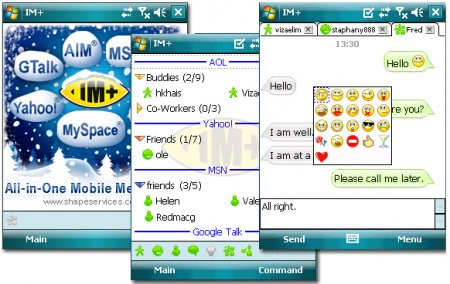 IM+ All-in-One Mobile Messenger v5.44.1
