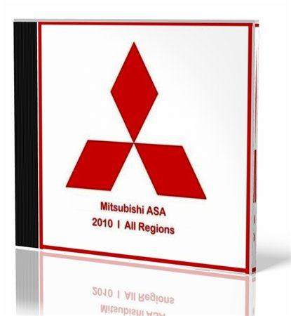 Mitsubishi ASA - Replaces CAPS [All Regions] (07.2010/ENG)