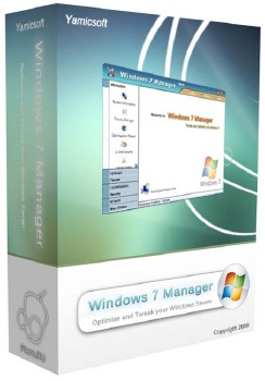 Yamicsoft Windows 7 Manager v2.0.1 (x86/x64) + Rus + *Keymaker*