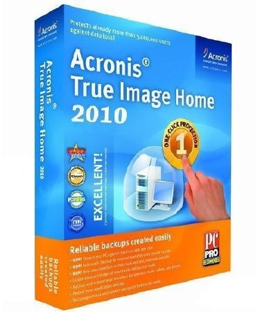 Acronis True Image Home 2010 13.0.0 Build 7154 Plus Pack