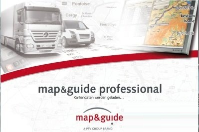Map and Guide Professional 2011 [ v.17.0. Europe City, MULTi LANGUAGE – CYGiSO ]
