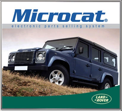 Land Rover Microcat [ v.3.8.1.05.20.11, Multi + RUS ] ( 2011 )