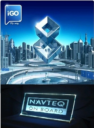 iGO NAVTEQ [ 2011.Q1, Europe,  map/POI/hnr /buildings/phoneme ]