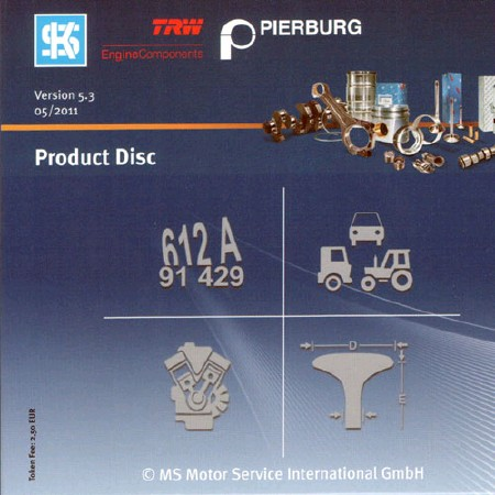 MS Product Disc [ v.5.3, 05/2011 (Motor Service International GmbH) Multi + RUS ]