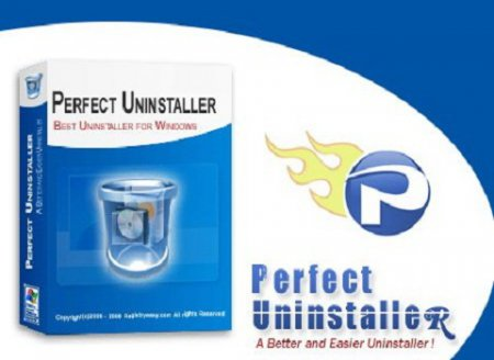 Perfect Uninstaller v6.3.3.9 Datecode 25.08.2011