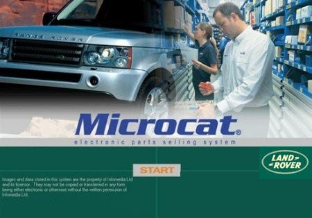 Land Rover Microcat [ v.10.20.11, Multi + RUS ] ( 2011 )