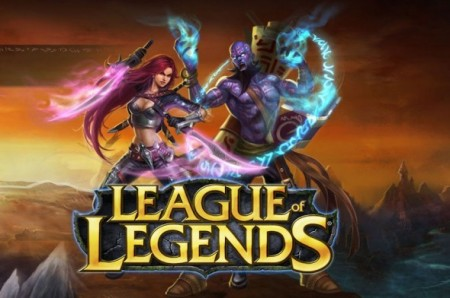 League Of Legends [Riot Games] / Лига Легенд (2010/ENG/ENG)