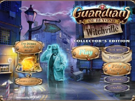 Guardians of Beyond: Witchville Collector's Edition / Хранители Тайн: Витчвиль (2011/ENG)