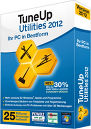 TuneUp Utilities 2012 v12.0.2020.22 Рortable [Pусcкий]