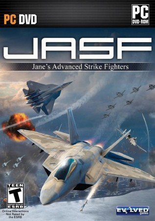 Jane's Advanced Strike Fighters (2011/ENG/MULTi5)