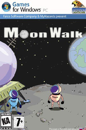 Moon Walk Quest / Прогулка по луне 1.0 (2012/RUS/ENG)