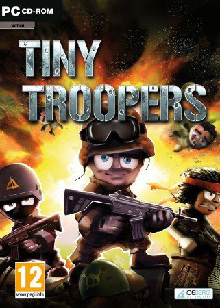 Tiny Troopers / Крошечные десантники 1.0 (2012/ENG/ENG)