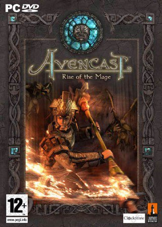Avencast: Rise of the Mage / Авенкаст: Ученик чародея 1.04 (2008/RUS/RUS/RePack)