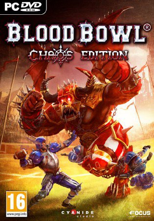 Blood Bowl: Chaos Edition (2012/ENG/ENG/Repack)